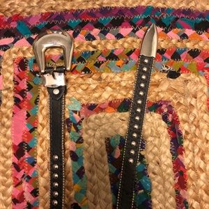 URBAN OUTFITTERS Embellished Western Belt
